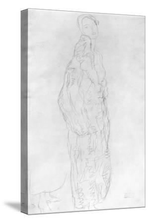 Robed Standing Lady, c.1916