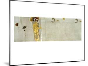 Section from the Beethoven Frieze, 1902 by Gustav Klimt