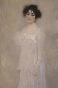 Serena Pulitzer Lederer (1867–1943) by Gustav Klimt