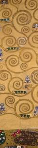 Sketch for the Stoclet Frieze (detail) by Gustav Klimt