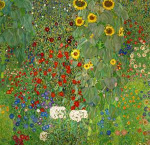 Sunflowers, 1912 by Gustav Klimt
