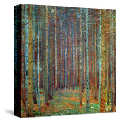Tannenwald (Pine Forest), 1902