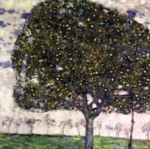 The Apple Tree, 1916 by Gustav Klimt