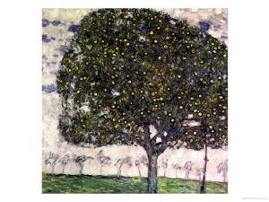 The Apple Tree, 1916 by Gustav Klimt