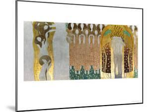 The Beethoven Frieze by Gustav Klimt
