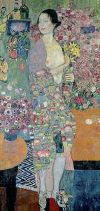 The Dancer, Ca 1916-1918 by Gustav Klimt
