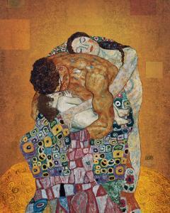 The Family by Gustav Klimt
