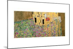 The Kiss, 1907-08 (Detail) by Gustav Klimt