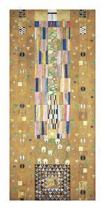 The Knight by Gustav Klimt