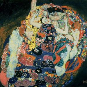 The Maiden, 1913 by Gustav Klimt