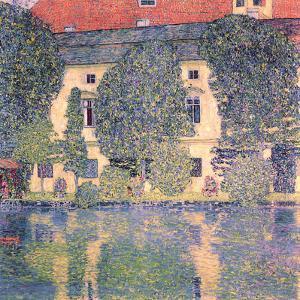 The Schloss Kammer by Gustav Klimt