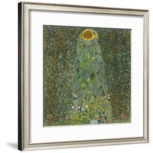 The Sunflower, 1905 by Gustav Klimt