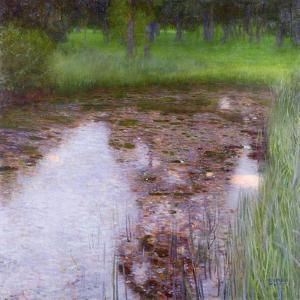 The Swamp, 1900 by Gustav Klimt