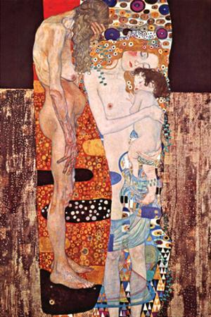 The Three Ages of a Woman by Gustav Klimt