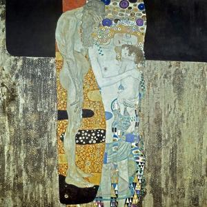 The Three Ages of Woman, 1905 by Gustav Klimt