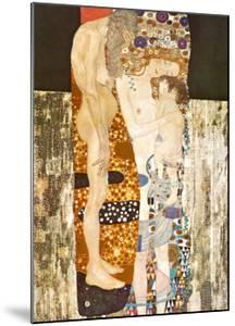 The Three Ages of Woman, c.1905 by Gustav Klimt