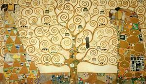 The Tree of Life, 1905 by Gustav Klimt