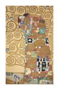 The Tree of Life - Fulfilment by Gustav Klimt