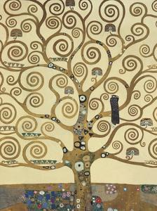 The Tree of Life IV by Gustav Klimt