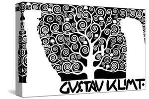 The Tree of Life (Kirie I) by Gustav Klimt