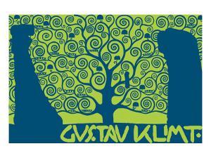 The Tree of Life (Kirie II) by Gustav Klimt