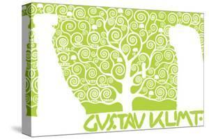 The Tree of Life (Kirie III by Gustav Klimt