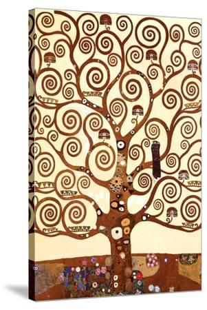 The Tree of Life, Stoclet Frieze, c.1909 (detail)
