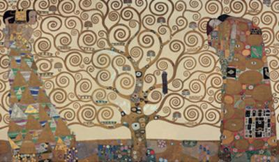 The Tree of Life, Stoclet Frieze, c.1909