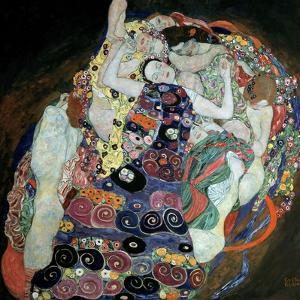 The Virgin, 1912-1913 by Gustav Klimt