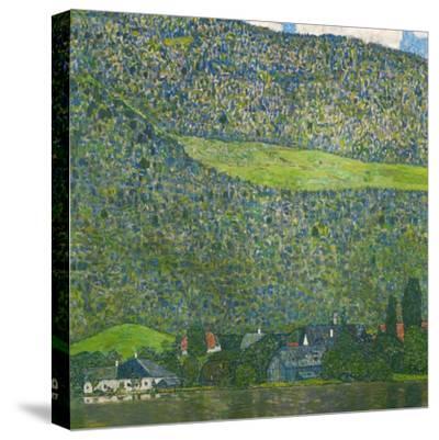 Unterach on Lake Attersee, Austria, 1915
