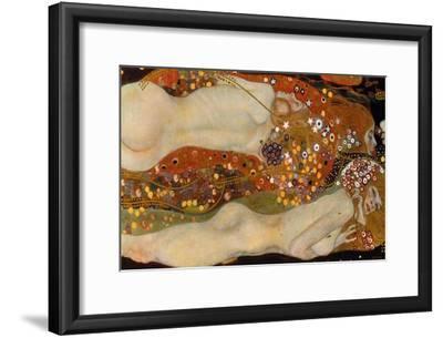 Water Serpents II, (Friends) 1904-07