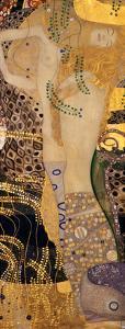 Water Snakes I., 1904-1907 by Gustav Klimt