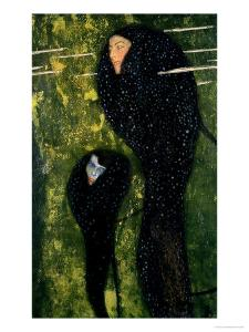 Water Sprites, 1899 by Gustav Klimt