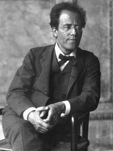 Gustav Mahler, Austrian Composer and Conductor, 1900s