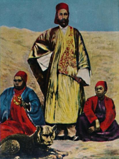 'Gustav Nachtigal 1834-1885', 1934-Unknown-Giclee Print