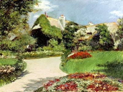 Caillebotte: Cottage, 1882