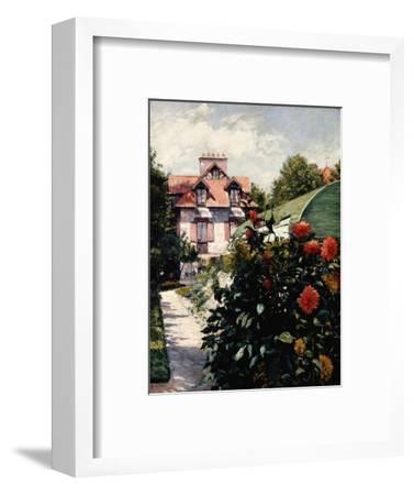 Dahlias, Petit Gennevilliers Garden