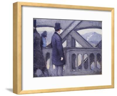 Le Pont De L'Europe, 1876