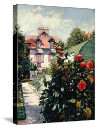 The Dahlias, Garden at Petit Gennevilliers, 1893
