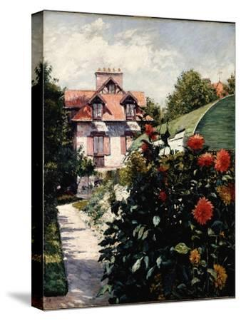 The Dahlias, Petit Gennevilliers Garden, 1893