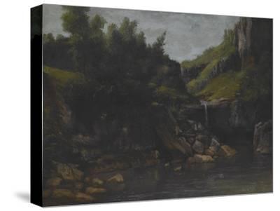Cascade in a Rocky Landscape, C.1872-4