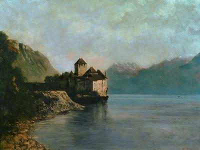 Chillon Castle, 1874