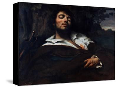 Courbet: Self-Portrait
