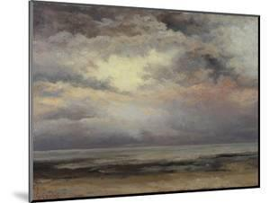 L'Immensite, c.1869 by Gustave Courbet