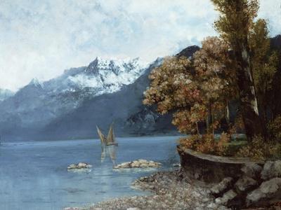 Lake Leman, 1874