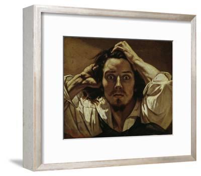 Le Désespéré (Self portrait, The Des- paring Man), 1841