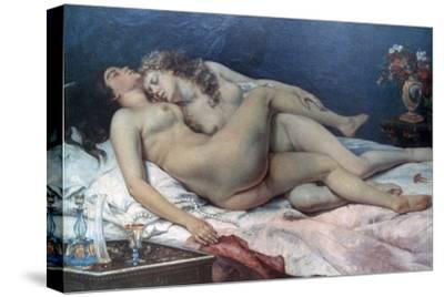 Le Sommeil, 1866