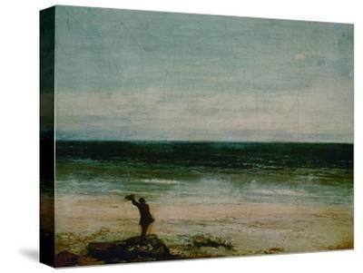 Seaside at Palavas, 1854