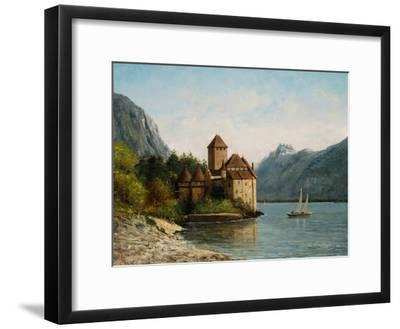 The Castle of Chillon, Evening, C.1872