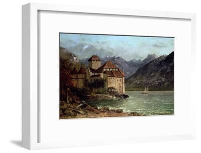 The Chateau de Chillon, 1875